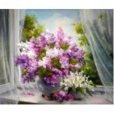 Цветы сирени - красота и польза.
