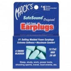 Беруши Original Safe Sound мягкие #9 №10 (из вспененного пенопропилена 29 дб)