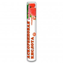 Аскорбиновая Кислота ENJEE со вкусом клубники №20
