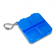Органайзер ENJEE для таблеток пластиковый (Сутки) XLN-209 C