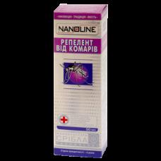 NanoLine Репеллент от комаров 50 мл