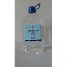 NanoLine BioSTERILLIN антисептик и дезинфектант