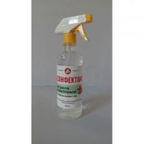 NanoLine Антисептик и дезинфектант для рук с экстрактом зелёного чая