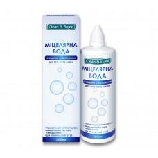 Мицеллярная вода CLEAN & SUJEE 200 мл