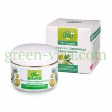 Dr Green Крем-маска восстанавливающая с омега комплексом