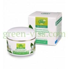 Dr Green Крем Для глаз и губ интенсивно укрепляющий