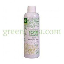 Dr Green Тоник очищающий для лица