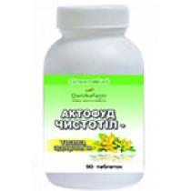 Актофуд Чистотел — трава здоровья» (Chelidonium majus L.) (90 таблеток по 0,4г)