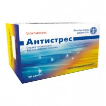 "ДД ""Антистресс биокомплекс"" №50"