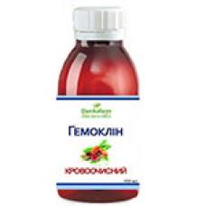БАЖ Гемоклин - кровоочищающий ДаникаФарм