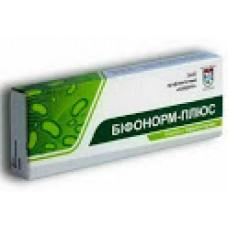 Бифонорм плюс (с живыми бифидобактериями) Bifonorm plyus (s zhivyimi bifidobakteriyami)