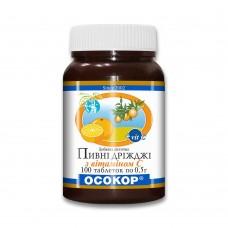 Дрожжи пивные ОСОКОР с витамином С