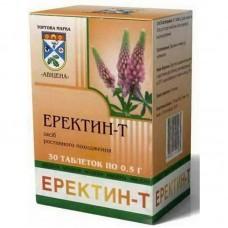 Эректин -Т на основе экстракта эспарцета Erektin -T na osnove ekstrakta espartseta