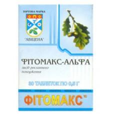 Фитомакс - Aльфа на основе экстракта коры дуба Fitomaks - Alfa na osnove ekstrakta koryi duba