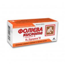 Фолиевая кислота с витамином В6
