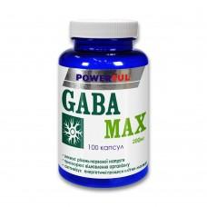 Габа-макс POWERFUL капсулы 1.0 Г №100 Банка