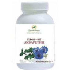 Герон-вит Акваретин (90 таблеток по 0,4г)