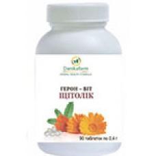 Герон-вит Щитолек (90 таблеток по 0,4г)