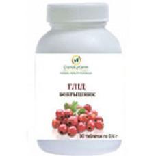 Боярышник (Grataegus sanguinea Pall) (90 таблеток по 0,4г)