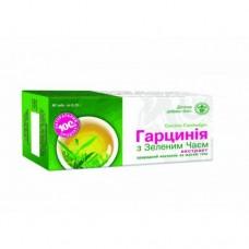 Гарциния с зеленым чаем экстракт #80 Препарат для похудения