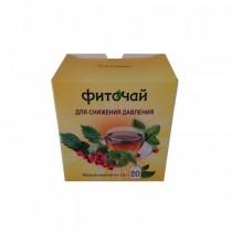 NanoLine Фито-чай для снижения артериального давления
