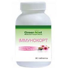 Иммунокорт — крепкий иммунитет (90 таблеток по 0,4г)