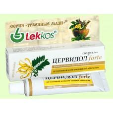 Леккос Цервидол-форте при шейной невралгии и головных болях