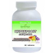 Лецитин — Цереброфіт (90 таблеток по 0,4г)
