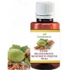 Масло  Зеленого грецкого ореха» (Oleum Juglans regia green) (30мл)