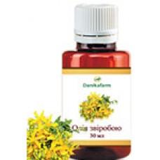 Масло  Зверобоя» (Oleum Hypericum perforatum) (30мл)