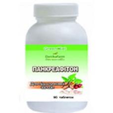 Панкреафітон - Для підшлункової залози» (90 таблеток по 0,4г)