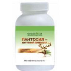 Пантосил - життєвий потенціал (90 таблеток по 0,4г)