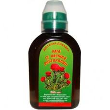 Расторопши семечек масло