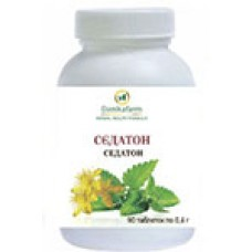 Седатон (Природное средство от депрессии) (90 таблеток по 0,4г)
