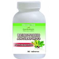 Венотонин — Антиварикоз (90 таблеток по 0,4г)