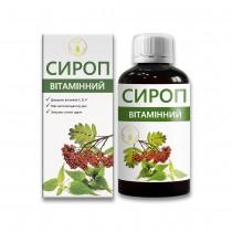 Витаминный сироп